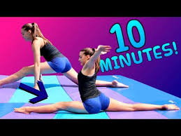 inflexible splits. stretches for the inflexible! complete beginners flexibility with nico   dance, gymnastics, splits inflexible u