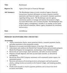 writing a job description template. 10 Job Description Templates Sample Templates