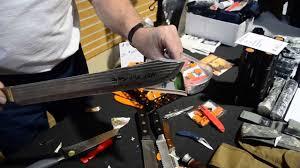 sharp n spark. sharpest knives and magnesium fire starter spark n sharp h