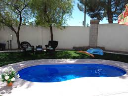 Fiberglass Swimming Pool Designs Cool Inspiration Design