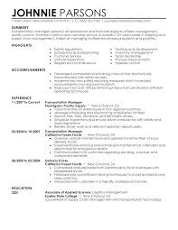 Resume For Project Manager Position Cv Format For Project Manager