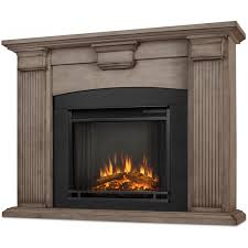 real flame adelaide 51 inch electric fireplace with mantel dry brush white 7920e dbw gas log guys