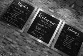 Dosey Doe Seating Chart Chalkboard Signs Chalkboard Signs Chalkboard Smores Bar