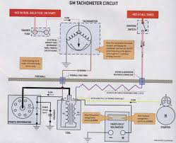 chevy diagrams gm tach wiring drawing a