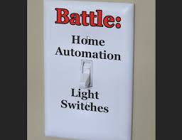 Best Home Automation Light Switches Battle