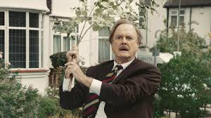 ad of the day john cleese resurrects basil fawlty for first time  he credits the writers for getting the character just right