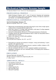 001 Mechanical Engineering Resume Template Ideas Engineer