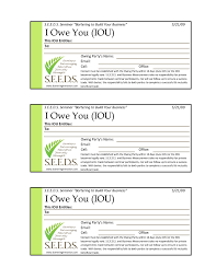 Free Iou Format Free Printable Iou Template New Iou Form Template Invitation