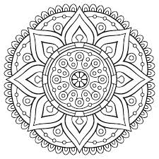 Abstract Coloring Pages For Teenagers Stockware