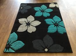 black and teal rugs rug designs teal and silver rug designs