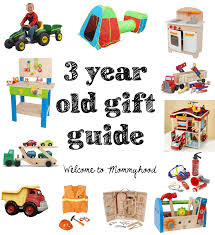 Gift guide for three year old boys from Welcome to Mommyhood #giftguide,  #toddlergiftguide