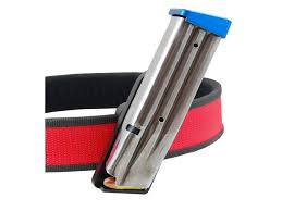 Magnetic Magazine Holder DoubleAlpha Deluxe Magnetic Mag Pouch Delrin Black MPN 100 2