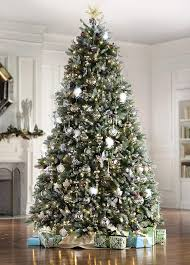 Innovative Ideas 9 Ft Pre Lit Christmas Tree Clearance 6 Foot White Home  Decorating