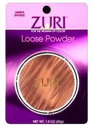 Zuri Loose Powder 1 5 Oz