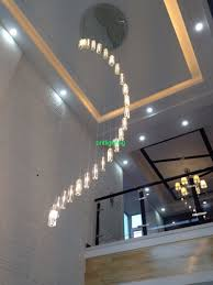 full size of modern crystal chandelier stair long spiral raindrop parts rain drop lighting necklace archived