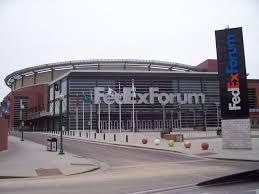 Fedexforum Memphis Tn My Travels Memphis Basketball