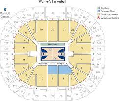 University Of Texas Basketball Seating Chart Basketball Byu Tickets