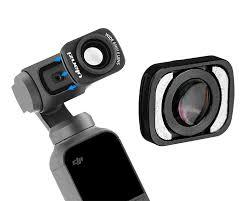 Купить <b>объектив Ulanzi</b> OP-5 <b>Wide Angle Lens</b> для Osmo Pocket в ...