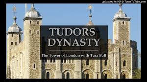 Tudors Dynasty Podcast: Tara Ball talks Tower of London - YouTube