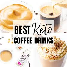 Cutting out sugar can be quite daunting for anyone that's used to adding it to sweeten everything from coffee to snacks and desserts. 15 Best Keto Coffee Drinks Ideas Wholesome Yum