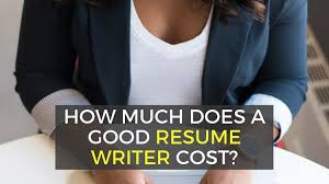 Average Cost Of Resume Writing Services Study Career