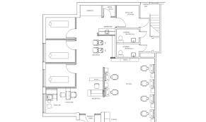 3 Amazing Salon Floor Plan DesignsFloor Plans For Salons