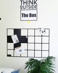Modern Memo Board Memo Board Wire Wall Grid Mood Boards Wall decor Office 99