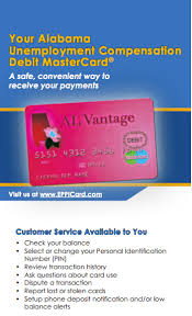 Unemployment debit card issuing banks. Alabama Eppicard Balance Check Eppicard Help Now