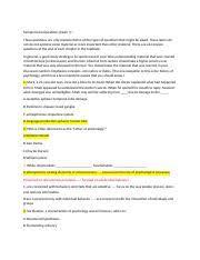 behavior modification paper behavior modification paper  5 pages exam 1 sample questions