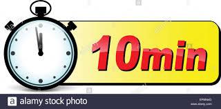 Timer 10 Minutes Timer 10 Minutes Vector Illustration Stock Photos Timer 10 Minutes