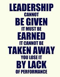 Quotes About Leadership And Teamwork Beauteous It's Earned Or Lost Professional Development Pinterest