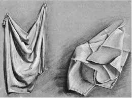 Drapery Drawing Drawing Wrinkles Folds Drapery And Pleats Reference Pages