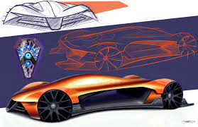 Car Design News Competition High School Students Offer Up Some Excellent Car Designs