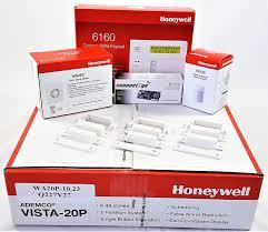 Honeywell Motion Sensor Red Light Honeywell Vista 20p Hardwired Self Monitoring Kit A 6160 Keypad One Is335 Motion Sensor One Evl Cg Envisalink Three 7939wg Contacts A Wave2 Siren