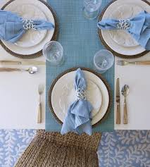 informal dining table setting. place setting at a dinner table informal dining