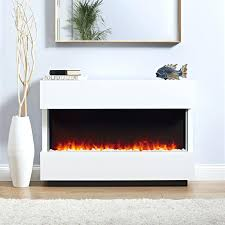 flat wall electric fireplace the panoramic complete