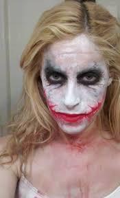 joker heath ledger make up by leanandjess