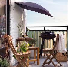 ikea outdoor furniture umbrella. ikea askholmen outdoor dining table and chair with fliso umbrella ikea furniture l