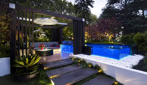 swimming pool lighting design. Brilliant Pool View The Latest In Lighting Design At Spa Electrics U2013 Gallery Intended Swimming Pool Lighting Design