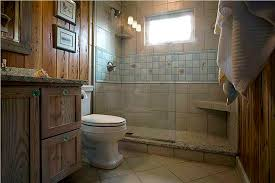 image of awesome tub to shower conversion