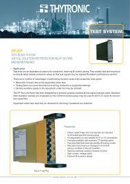 test block system flyer thytronic pdf catalogue technical test block system flyer 1 8 pages