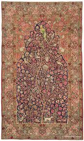tree of life kermanshah persian rug