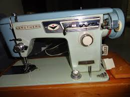 Vintage Brother Sewing Machine Identification