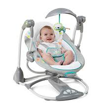 Ingenuity ConvertMe Ridgedale Swing-2-Seat Review: Convertible or ...