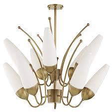 mitzi by hudson valley lighting amee aged brass 10 light 32 5 inch chandelier