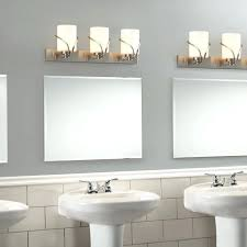 modern bathroom mirrors with lights. Bathroom Mirror With Lights Built In Medium Size Of Over Modern Light Fixtures For Mirrors