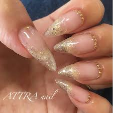 Attra Nail 倉敷ネイルサロン On Twitter Simpleキラキラ クリアで