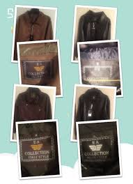 e a collection italy all leather jackets