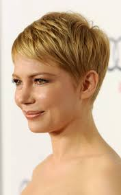 very short hairstyles for women with fine hair
