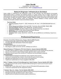 At And T Network Engineer Sample Resume 8 Stunning Junior Network Engineer  Resume Sample For Fresher Plus Technical Skills And Abillities 11